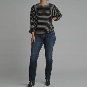 SILVER JEANS - Suki Straight Leg Jeans
